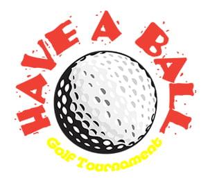 Have a Ball Foundation Golf Tournament Logo
