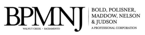 Bold, Polisner, Maddow, Nelson & Judson Walnut Creek logo