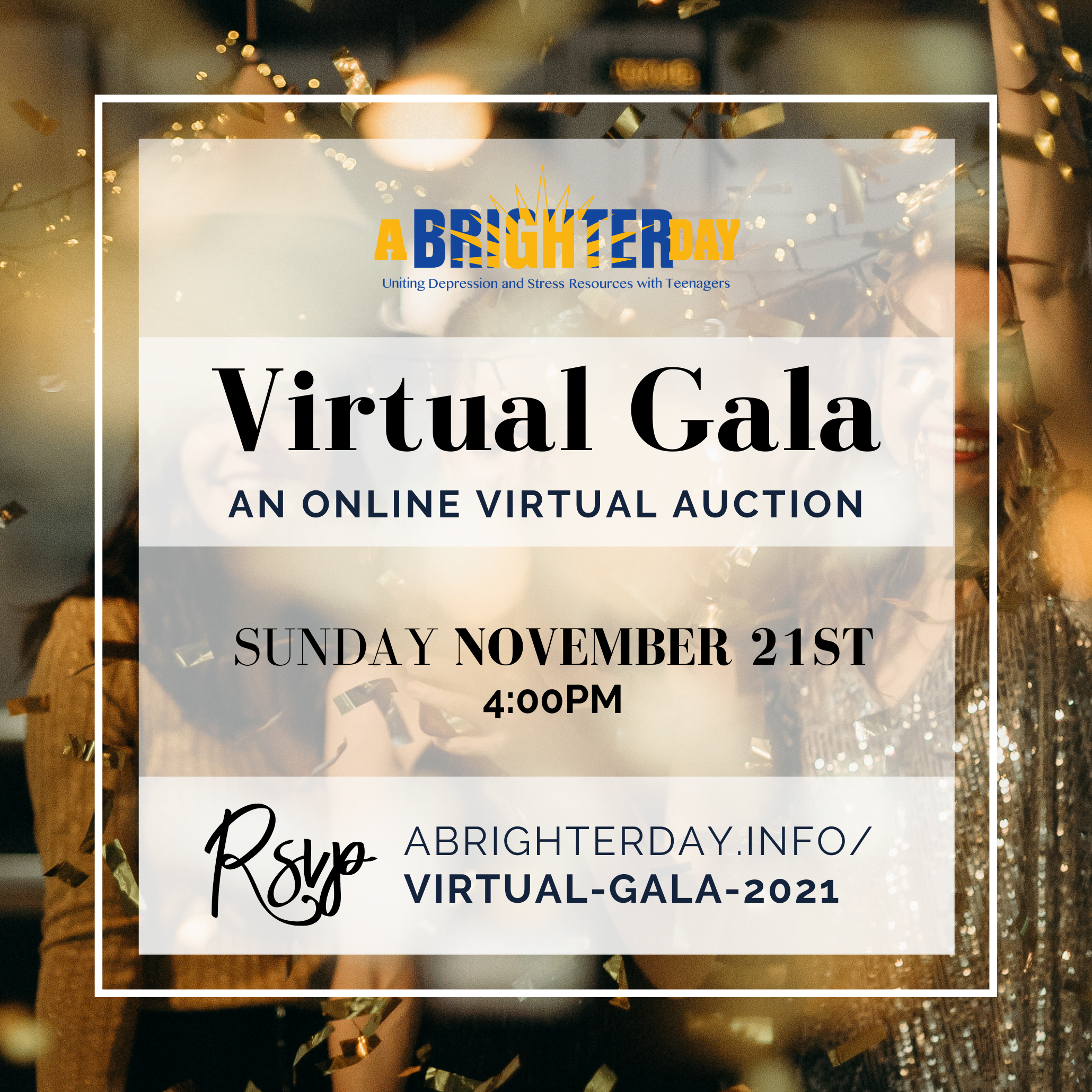 A Brighter Day Virtual Gala 2021